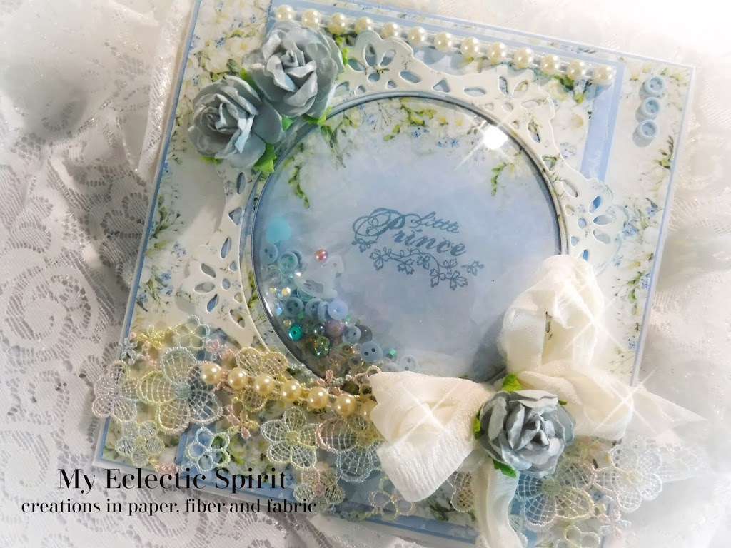 Little Prince – New Baby Boy Card