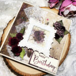 IF FRIENDS WERE FLOWERS, I'D PICK YOU – HAPPY BIRTHDAY CARD & GIFT BOX